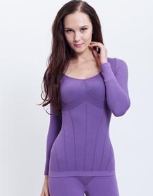 女士保暖内衣套装61041-51051-64