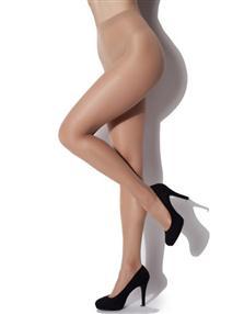 夏季透气薄款 美腿袜 2615J